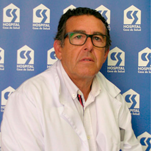 Dr. Rafael Colomina Rodríguez traumatology